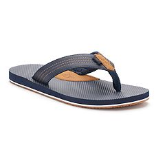Men's Dockers  Stitched Thong Flip-Flops