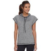 Women's FILA SPORT® Short Sleeve Hoodie