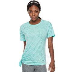 Women's Tek Gear® Side Tie Tee