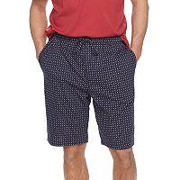 Men's Croft & Barrow® True Comfort Knit Sleep Shorts