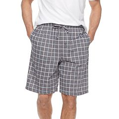 Men's Croft & Barrow® True Comfort Knit Sleep Shorts