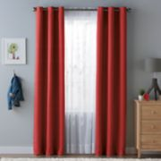 SONOMA Goods for Life? Kids Solid Blackout 2-pack Window Curtains
