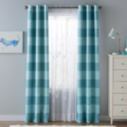 SONOMA Goods for Life? Kids Blackout 2-pack Cabana Stripe Window Curtains