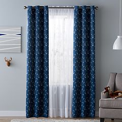 SONOMA Goods for Life™ Kids Bear Blackout 2-pack Window Curtains