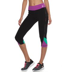Women's FILA SPORT® Colorblocked Capri Leggings