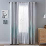 SONOMA Goods for Life™ Kids Mountain Peaks 2-pack Window Curtains