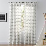 SONOMA Goods for Life? Kids Carnival Dot 2-pack Window Curtains