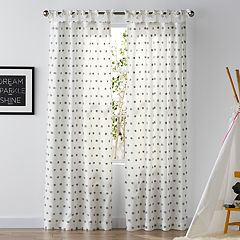 SONOMA Goods for Life™ Kids Carnival Dot 2-pack Window Curtains
