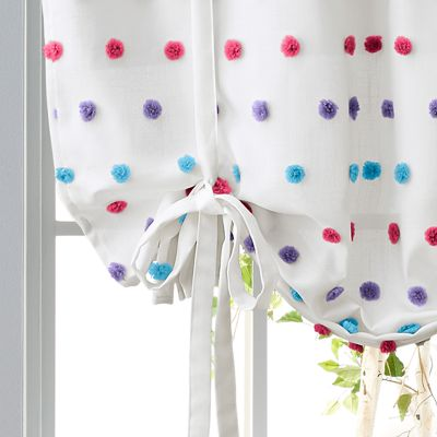 SONOMA Goods for Life? Kids Carnival Dot Tie-up Shade