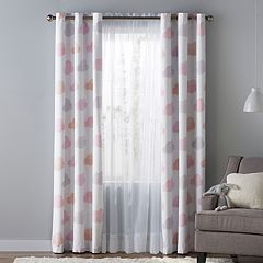 SONOMA Goods for Life™ Kids Clouds 2-pack Window Curtains