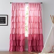 SONOMA Goods for Life™ Ruffle 2-pack Window Curtains