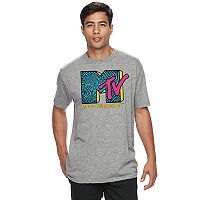 Men's MTV Logo Tee