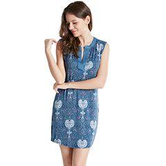 Women's INK+IVY Pajamas: Bohemian Nights Sleep Shirt