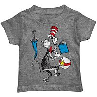 Toddler Boy Dr. Seuss
