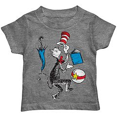 Toddler Boy Dr. Seuss 'The Cat In The Hat' Graphic Tee