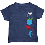 Toddler Boy Dr. Seuss 'One Fish, Two Fish, Red Fish, Blue Fish' Graphic Tee