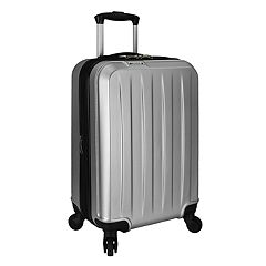 Elite Dori Expandable Carry-On Spinner Luggage