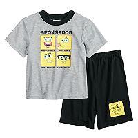 Boys 4-10 SpongeBob SquarePants 2 pc Pajamas