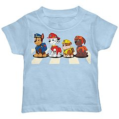 Toddler Boy Paw Patrol Road Graphic Tee