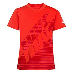 Boys 4-7 Nike Linear Colorblock Graphic Tee