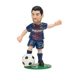 FC Barcelona Suarez Collectible Player Figurine