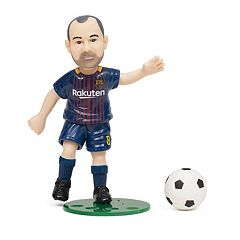 FC Barcelona A. Iniesta Collectible Player Figurine