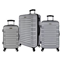 Elite Luggage Tustin 3-Piece Hardside Spinner Luggage Set