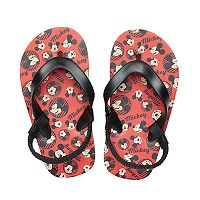 Disney's Mickey Mouse Toddler Boy Thong Flip Flop Sandals