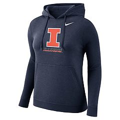 Women's Nike Illinois Fighting Illini Ultimate Hoodie