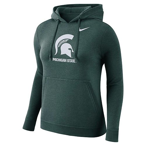 Women's Nike Michigan State Spartans Ultimate Hoodie