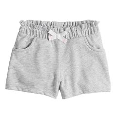 Toddler Girl Jumping Beans® Gathered Knit Shorts