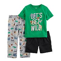 Baby Boy Carter's 3-pc. Safari