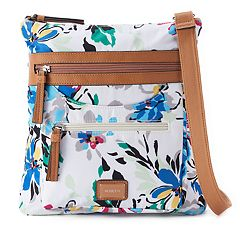 Rosetti Aria Floral Crossbody Bag