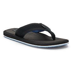 Men's Dockers  Mesh Sport Flip-Flops