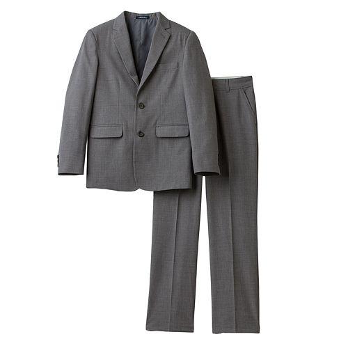 Boys 8-20 Chaps 2-Piece Basic Suit