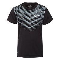 Boys 4-7 Nike Lenticular Dri-FIT Chevron Top