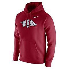 Men's Nike Arkansas Razorbacks Club Fleece Hoodie