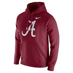 Men's Nike Alabama Crimson Tide Club Fleece Hoodie