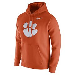 Men's Nike Clemson Tigers Club Fleece Hoodie