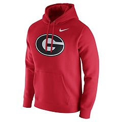 Men's Nike Georgia Bulldogs Club Fleece Hoodie