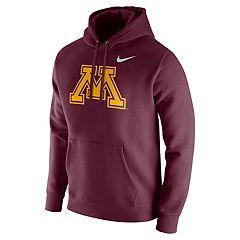 Men's Nike Minnesota Golden Gophers Club Fleece Hoodie
