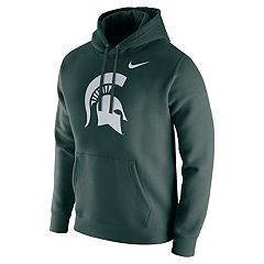 Men's Nike Michigan State Spartans Club Fleece Hoodie