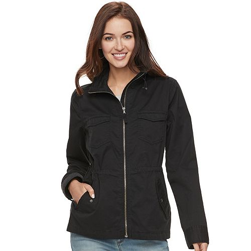 Women's SONOMA Goods for Life® Utility Jacket