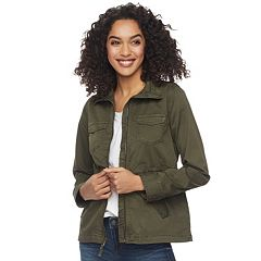 23a778103e170 Women s SONOMA Goods for Life™ Utility Jacket