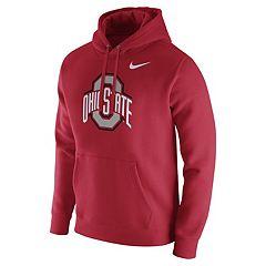 Men's Nike Ohio State Buckeyes Club Fleece Hoodie