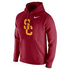 Men's Nike USC Trojans Club Fleece Hoodie