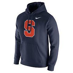 Men's Nike Syracuse Orange Club Fleece Hoodie