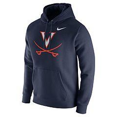 Men's Nike Virginia Cavaliers Club Fleece Hoodie