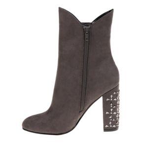 American Glamour by Badgley Mischka Adalia Women's High Heel Ankle Boots