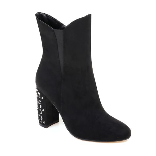 American Glamour by Badgley ... Mischka Ada Women's High Heel Boots